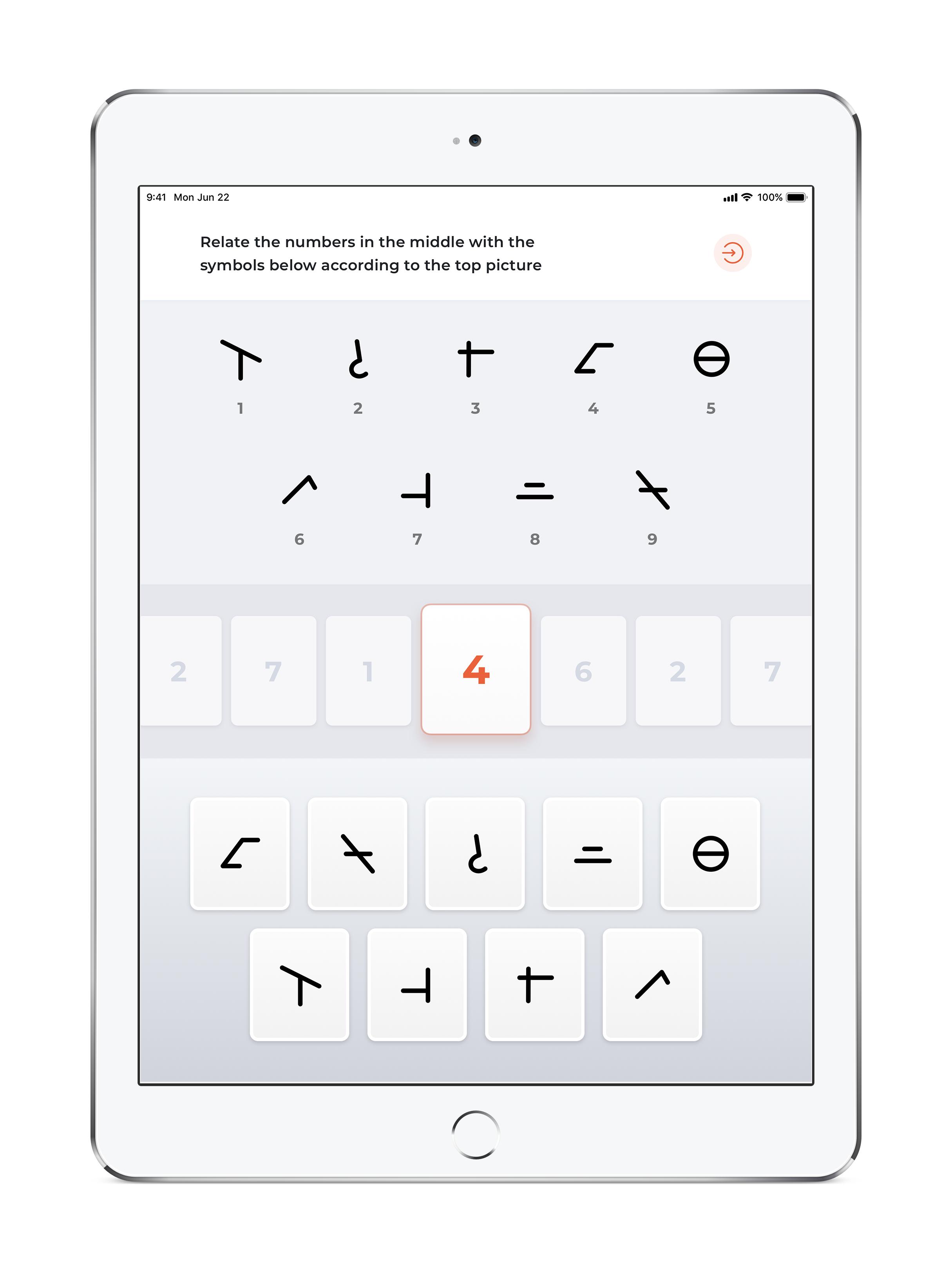 iPad-Game